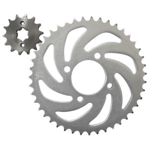 Motorcycle Sprocket/Front and Rear pictures & photos