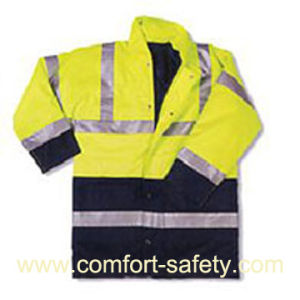 Reflective Safety Jacket (SJ11) pictures & photos