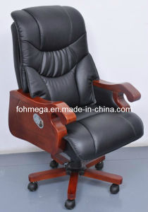 Genuine Leather Executive Office Chair Throne Chair (FOH-B8001) pictures & photos