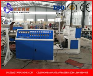 PVC Spiral Steel Wire Reinforced Pipe Machine pictures & photos