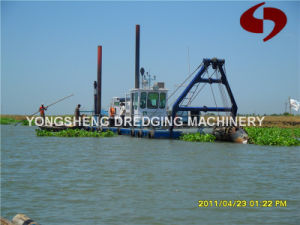 Sand Dredge Machine for Lake Reclaiming (CSD 250)