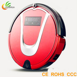 Robot Vacuum Cleaner with Mopping Function pictures & photos