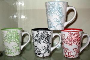 Ceramic Mug with Hard Imprinting (MUG81115)