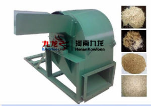 High Efficiency Small Wood Chipping Machine