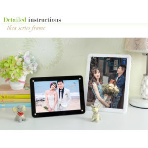 Professional Custom 7inch Acrylic Creative Children′s Photo Frame pictures & photos