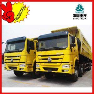 8*4 Sinotruk Swz 30t Heavy Duty Dump Truck (ZZ3311N3661W)