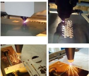 Stainless Steel Laser Cutting Machine (TQL-LCY500-0303)
