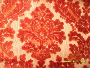 Velvet Fabric (YJ001-1)
