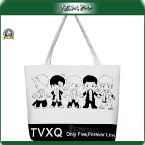 Hot Sell Fashion Durable Newly Canvas Shopping Bag pictures & photos