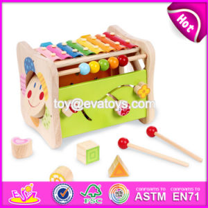 New Design Educational Beats Toy Wooden Toddlers Music Toys W07A119 pictures & photos