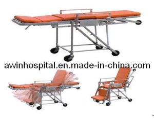 Automatic Loading Stretcher for Ambulance Car(WW-3E) pictures & photos