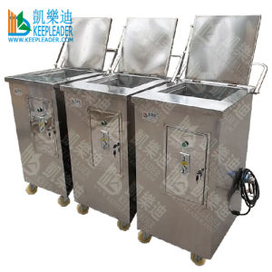 Golf Club Ultrasonic Cleaner with Token, Timer, Counter