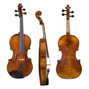 High-Grade Solo Violin (VLAX-1(4/4)) pictures & photos