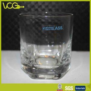 Hexagonal Shaped Glass Barware 280ml (TW023)