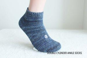 Men′s Cotton Ankle Socks-1
