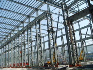 Large Span Fast Construction Steel Building pictures & photos