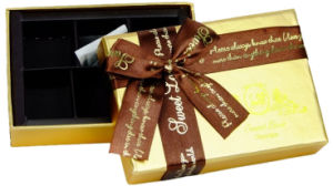 Paper Chocolate Gift Box (YY--B0007) pictures & photos