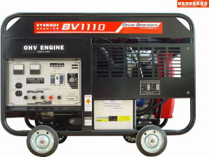 B&S Engine 9.5kVA Generator BV1110 pictures & photos