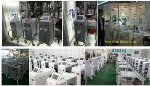 Factory Price Professional 808nm Diode Laser Permanent Hair Removal pictures & photos