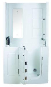 Walk-in Bathtub With Shower Enclosure (RMW005+EN)