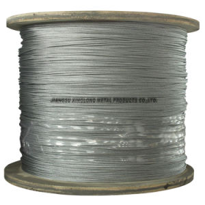 Stainless Steel Wire Rope(7X7-1.5) pictures & photos