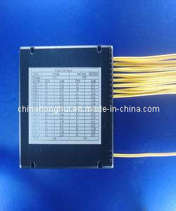 1*8 Fiber Optic Splitter for Epon