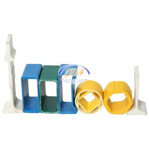 FRP Shaped Pultruded Profiles pictures & photos