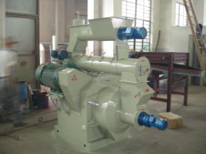 Straw Pellet Machine (HKJ-35) pictures & photos