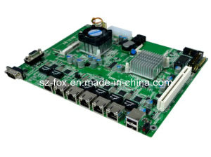 Ipc Motherboard for Firewall (ITX-ISD525) pictures & photos