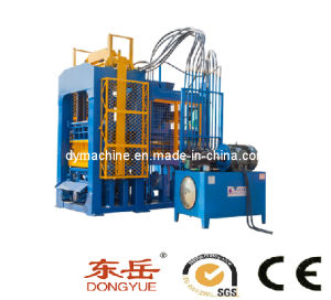 Automatic Block and Brick Making Machine pictures & photos