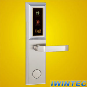 Electronic Lock for Hotel Door (V-RF2008-SS) pictures & photos