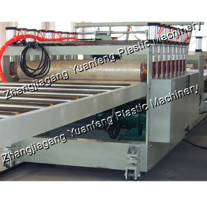 PVC Foam Board Haul-off Unit