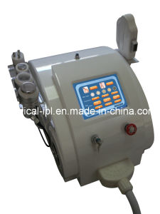 IPL Hair Removal Machine RF Face Skin Weight Loss Machine pictures & photos