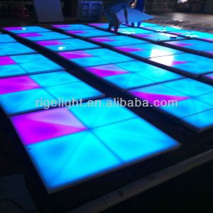 Stage Disco Party DJ Wedding 1*1m RGB LED Digital Dance Floor pictures & photos