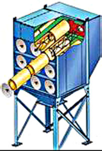 Filter Drum Type Dust Collector (HR) pictures & photos
