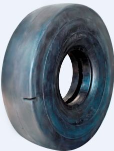 Mining OTR Tyre/Tire (12.00-24, 17.5-25, 26.5-25 Smooth Pattern L5S) pictures & photos