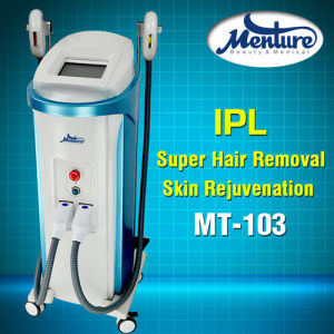 Shr Opt Hair Removal IPL Skin Rejuvenation Machine