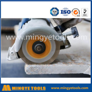 Angle Grinder Use Cutting Disc Diamond Saw Blades for Marble pictures & photos