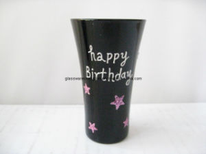 Solid Black Color Giftware Shot Glass (B-861) pictures & photos