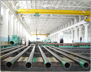 Casing Pipe (J55 / K55 / N80 / L80 / C95 / P110) -- Oilfield pictures & photos