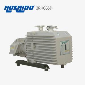 Hokaido Double Stage Rotary Vane Vacuum Pump (2RH065D) pictures & photos