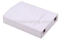 2 Way Mini FTTH Fiber Optic Box pictures & photos
