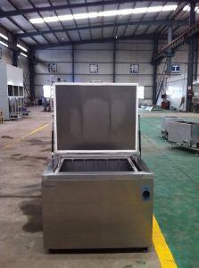 Big Industrial Washing Machine by Ultrasound pictures & photos