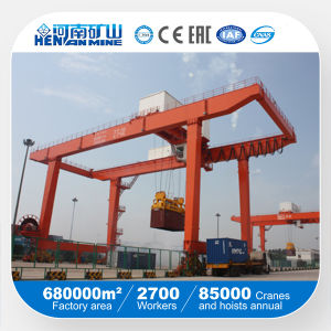 40t Container Double Beams Gantry Crane pictures & photos