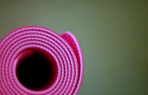 Printed Yoga Mat pictures & photos