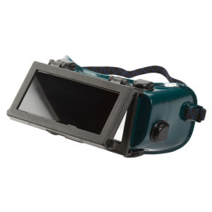 Cheap Flip-Front Professional Safaty Welding Goggles pictures & photos