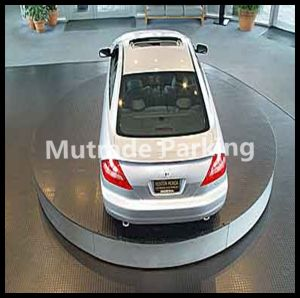 360 Angle Vehicle Automobile Car Turntable Car Turning Platform Rotating Car Turning Plate pictures & photos