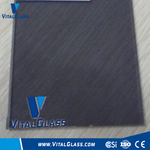 Euro Grey/Blue/Green Laminated Glass for Window Glass (L-M) pictures & photos