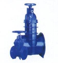 Gate Valve (Non-Rising Stem Flexible Seat Seal) pictures & photos