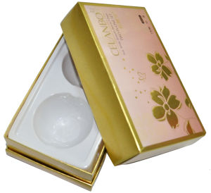 Supreme Quality Luxury Cosmetic Paper Box (YY-B0222) pictures & photos